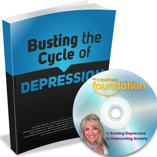 Busting Depression & Anxiety Meditation & eBook Bundle